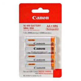 Canon NB4-300 Rechargeable AA Battery Pack
