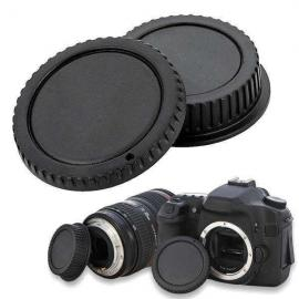 Body & Lens Rear Cap For Nikon
