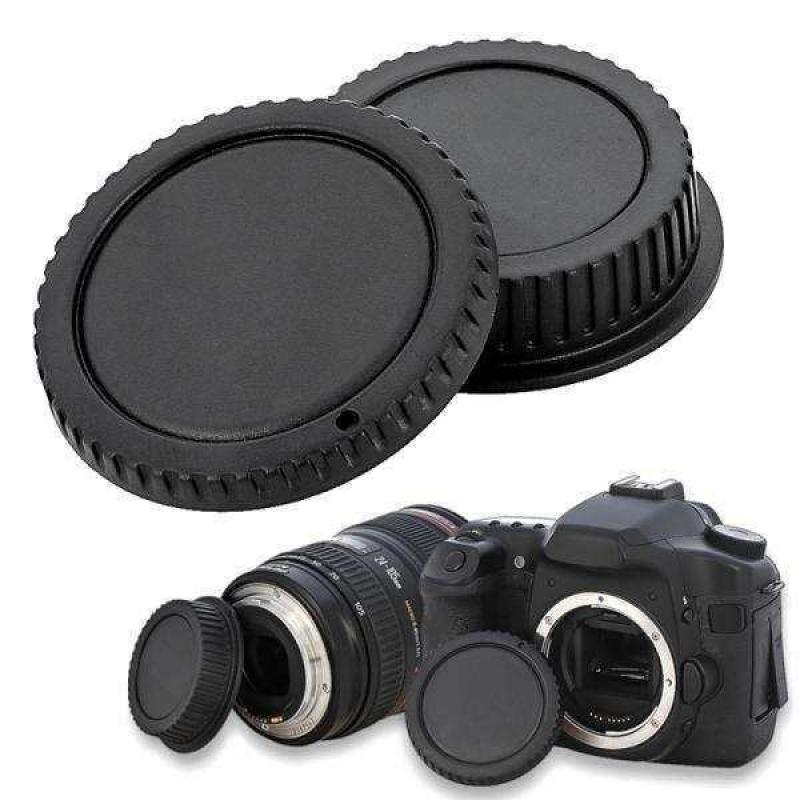 Body & Lens Rear Cap For Canon