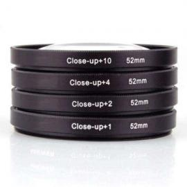 Close-Up Macro Filter Set 4pcs