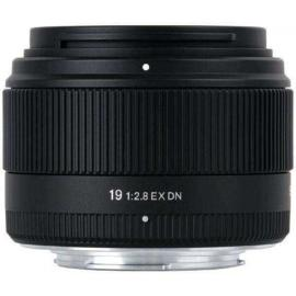 Sigma 19mm f/2.8 EX DN Lens for Sony E-Mount Camera