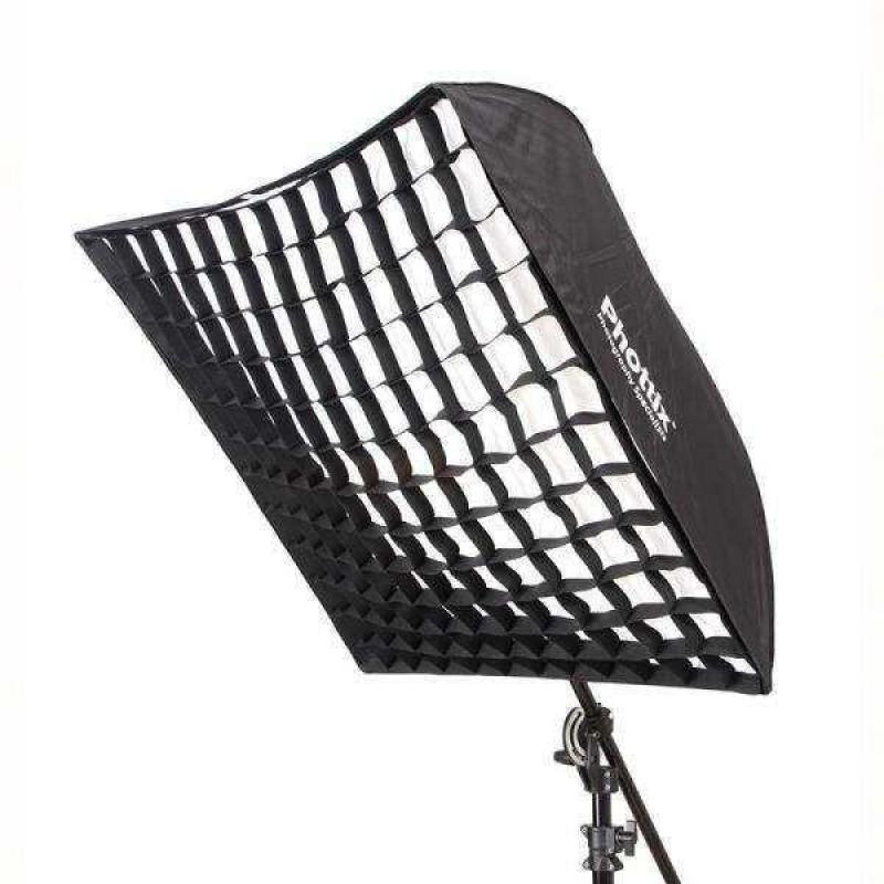 Phottix Easy-Up Umbrella Softbox with Grid 90x90cm