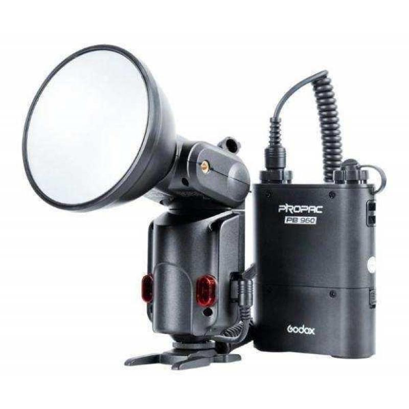 Godox Witstro High Power External Portable Flash