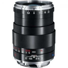 Zeiss 85mm f/4 Tele-Tessar T* ZM lens (Black)