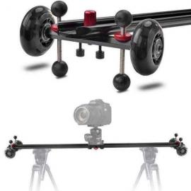 Dolly Wheel Pro 120cm Linear Camera Track Slider