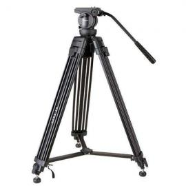 Kingjoy VT-2500 Professional Video Tripod with Fluid Video Head