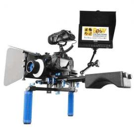 Pro DSLR RL-04 Hand and Shoulder Video Rig