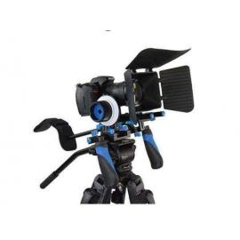 DSLR VCR Rig Movie Kit Shoulder Mount