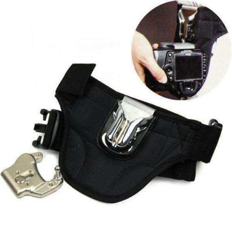 DSLR Waist Belt Strap Holder Single Buckle