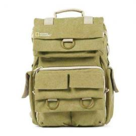 National Geographic Earth Explorer Backpack (Khaki)