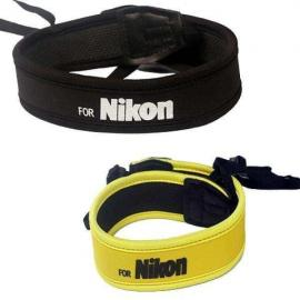 Nikon Stretchable neck strap