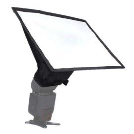Flash Softbox Diffuser Universal 20X30cm (X-Large)