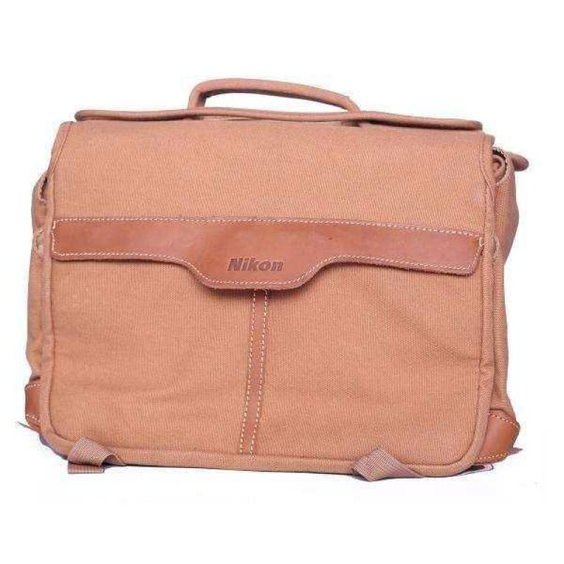 Nikon Canvas Shoulder Bag