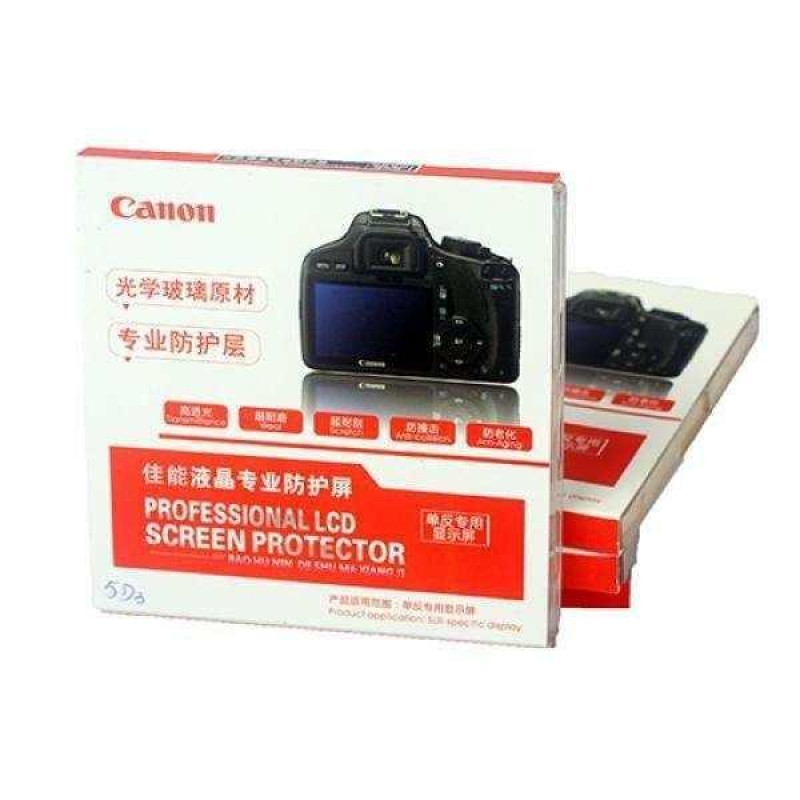 LCD Protector For Canon 5D Mark 3