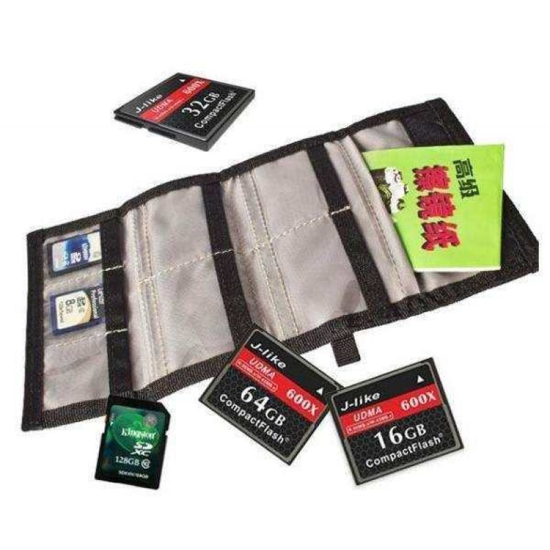 Memory Card Pouch