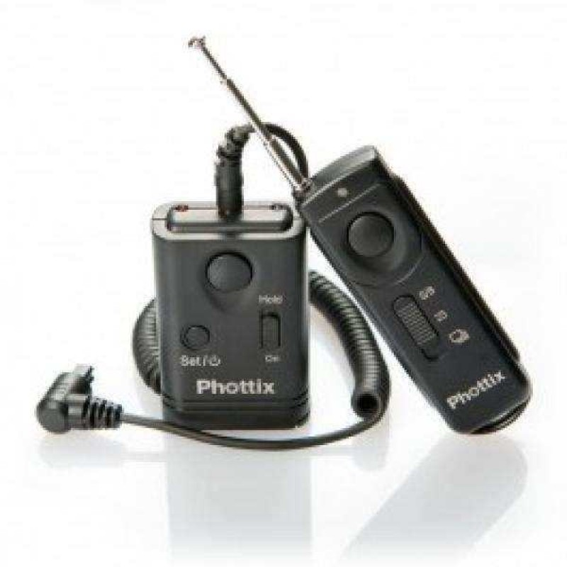 Phottix Cleon II Wire/Wireless Remote set C8