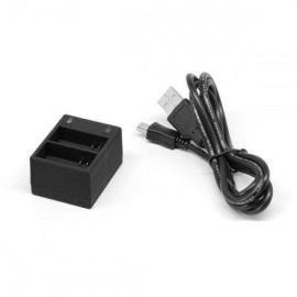 GoPro Dual Battery Charger For Hero 3