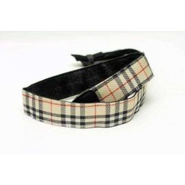 Burberry check Strap