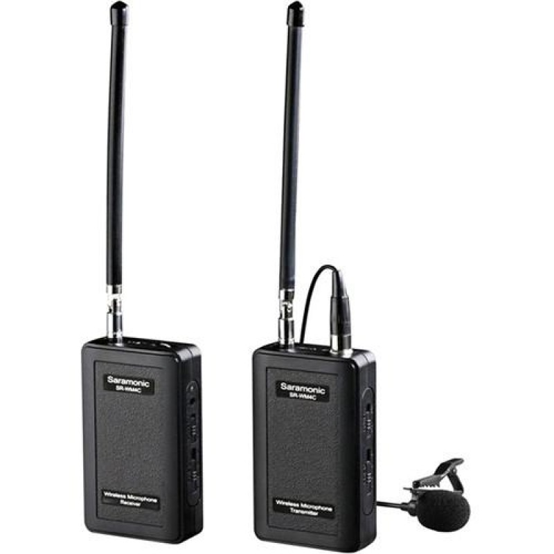 Saramonic 4-channel Lavalier VHF Wireless Microphone System