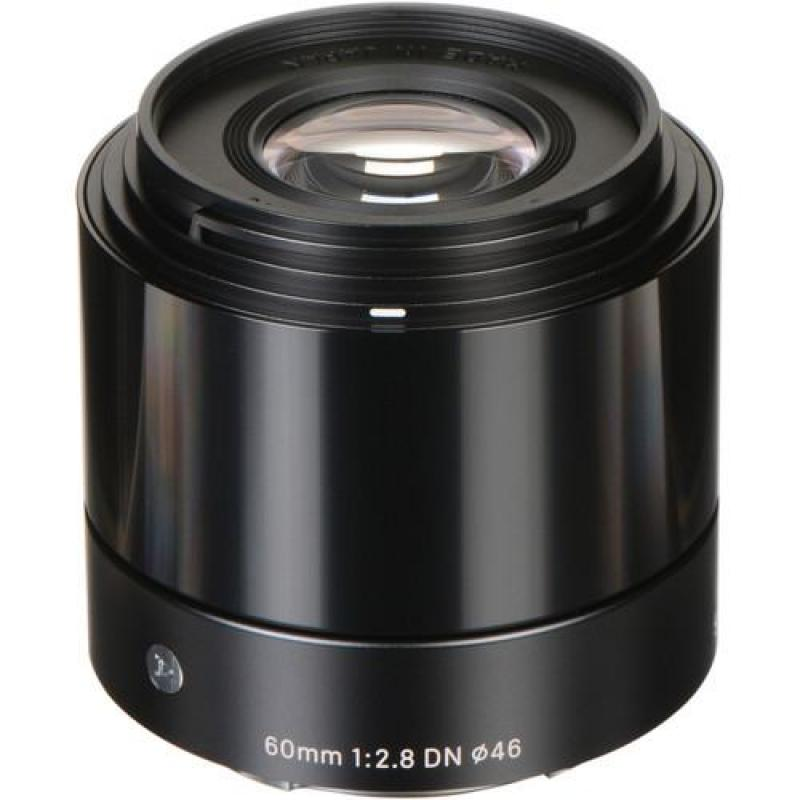 Sigma 60mm f/2.8 DN Lens for Sony E-mount