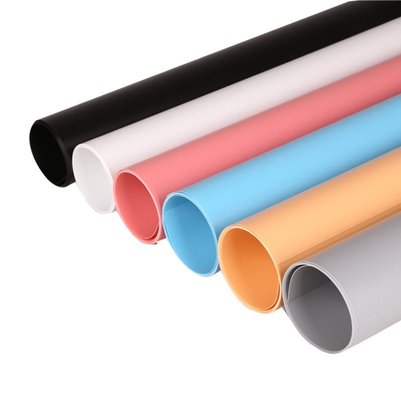 6pcs PVC Backdrop Sheets