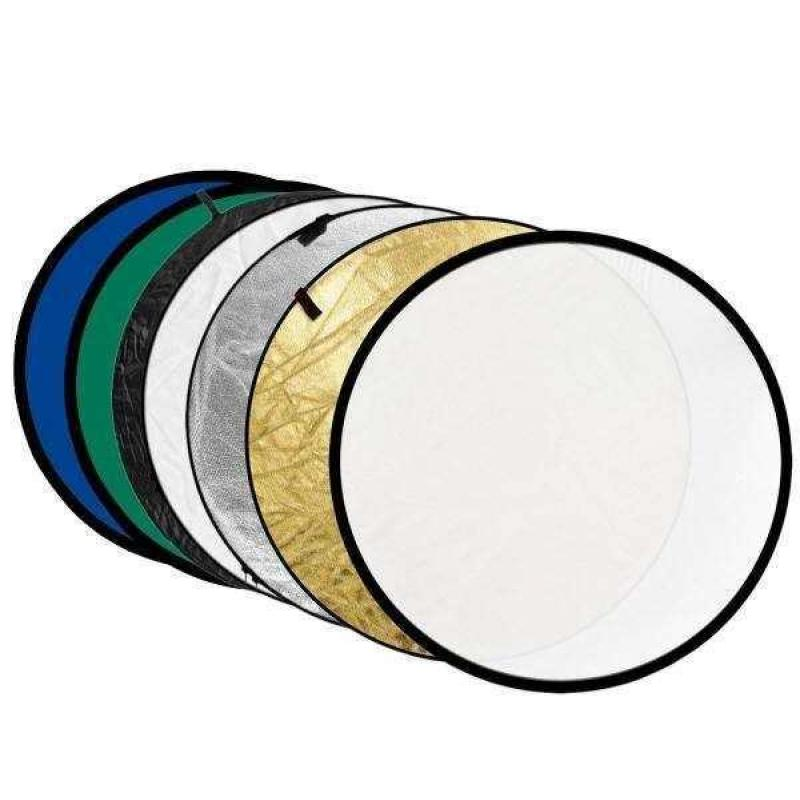 7 in 1 Collapsible Reflector 75 cm