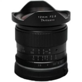 7artisans 12mm f/2.8 Lens for Fujifilm X
