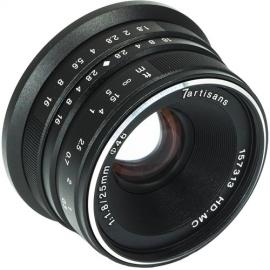 7artisans 25mm f/1.8 Lens for Canon EF-M