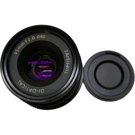 7artisans 35mm f/2.0 Lens for Fujifilm X