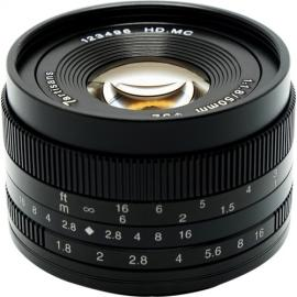 7artisans 50mm f/1.8 Lens for MFT Mount