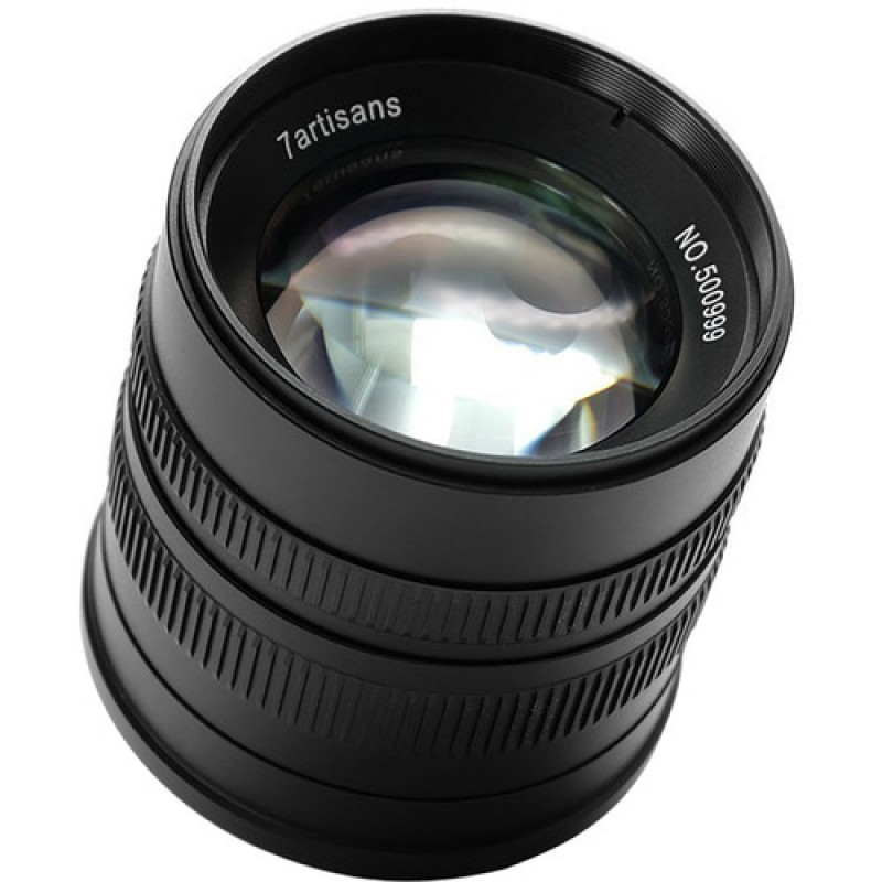 7artisans 55mm f/1.4 Lens for MFT Mount