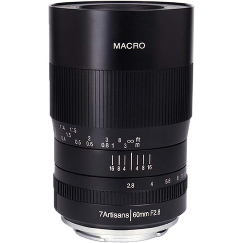 7artisans 60mm/F2.8 for Canon EOS-M