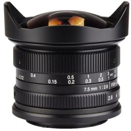 7artisans 7.5mm f/2.8 Fisheye Lens for MFT Mount