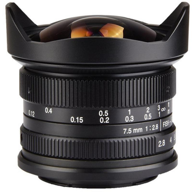 7artisans 7.5mm f/2.8 Fisheye Lens for Sony E