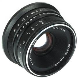 7artisans 25mm f/1.8 Lens for Sony E