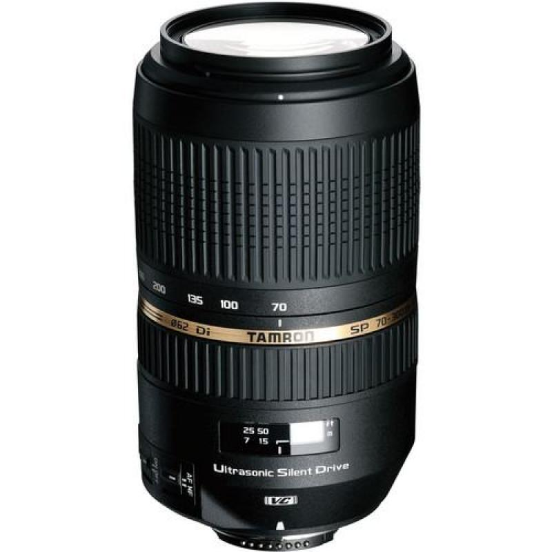 Tamron SP 70-300mm f/4-5.6 Di VC USD