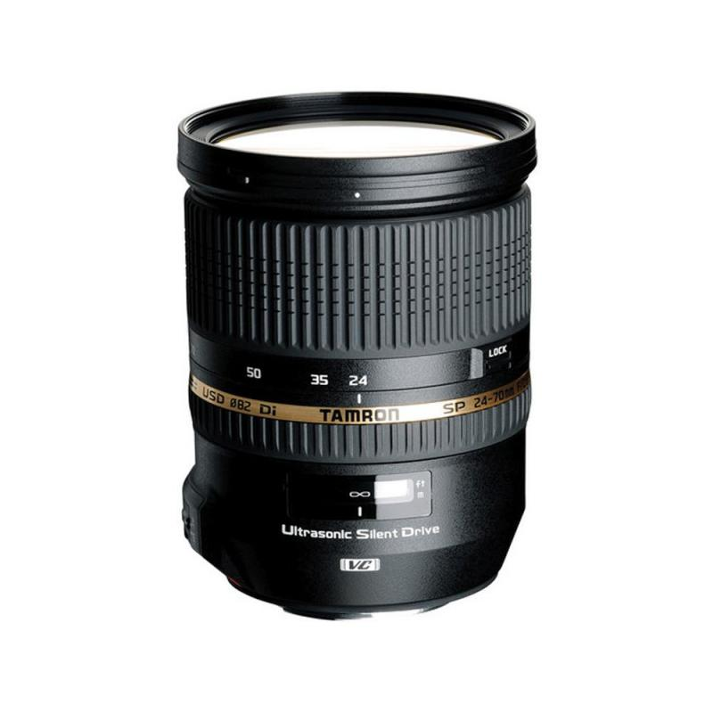 Tamron SP 24-70mm F/2.8 Di VC USD For Nikon