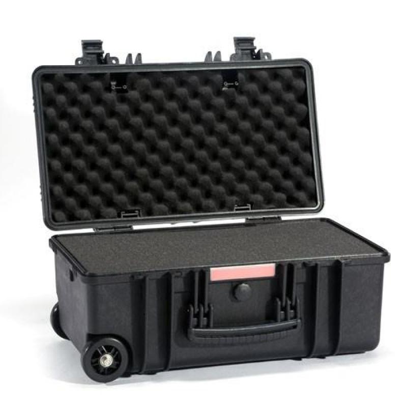 "ABS Flight Case 21.9"" x 13.7"" x 9.8"""