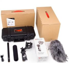 Aputure Deity Condenser Shotgun Microphone Location Kit