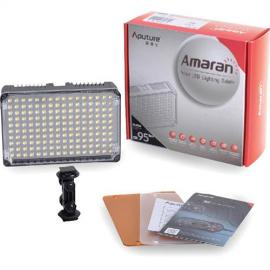 Aputure Amaran AL-H160 On-Camera LED Light