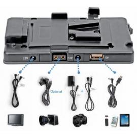 Wondlan BMCC/5D II  Power Supply System with USB port