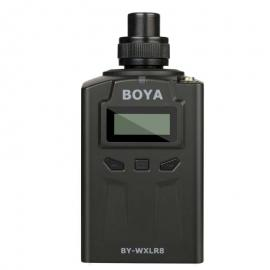 BOYA BY-WXLR8 Plug-on XLR Audio Transmitter