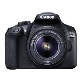 Canon EOS 1300D DSLR Camera with 18-55mm Lens