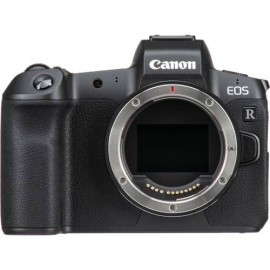 Canon EOS R Mirrorless Digital Camera body with EF-EOS R Mount Adapter