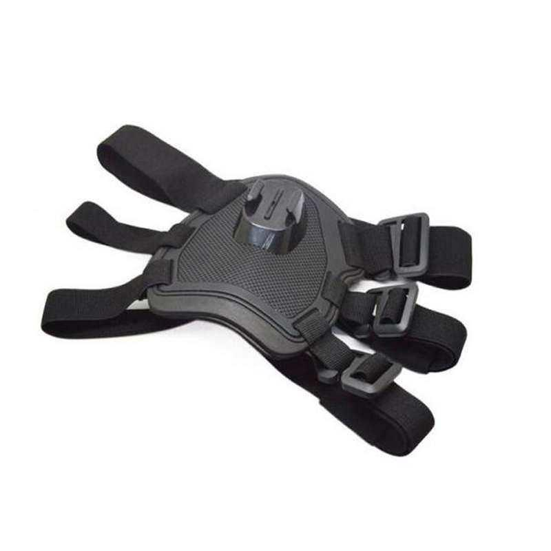 Fetch Dog Harness Chest For Gopro