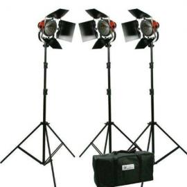 Focusable Spot 2400watt lights Continuous Set