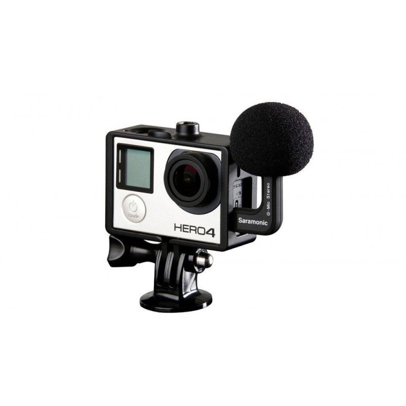 GoMic Stereo Microphone for GoPro Series