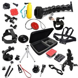 Gopro Hero Camera 15 in 1 Accessories Kit
