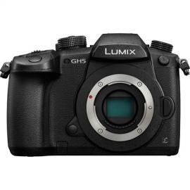 Panasonic Lumix DC-GH5 Mirrorless MFT Camera (Body Only)