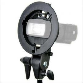 S Type Speed Light Bracket Bowens Mount